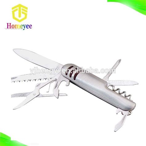 Swiss Knife Multifunction Tool 9 In 1 With Keychain Survival Kit 5 11 in 1 multifunctional tool swiss pocket knife with pp