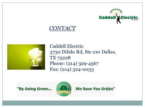 caddell electric electrician dallas tx electricians dallas electricians electrical repair services