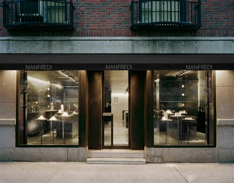 manfredi jewelry store  de spec  york