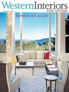 western interiors and design magazine best subscription