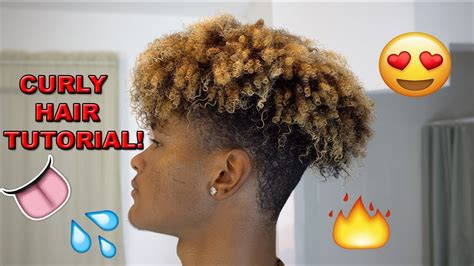 how to get curly hair for black men how to get curly hair for black men youtube