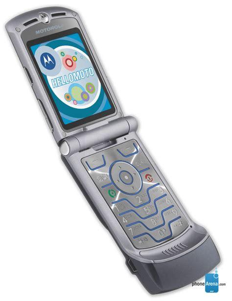 Motorola Razr V3m Specs
