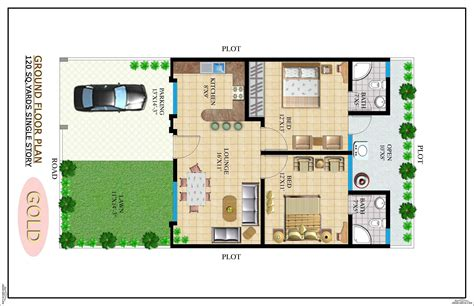 Small 3 Bedroom House Floor Plans by