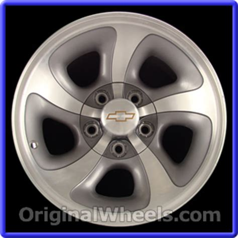 what lug pattern is a s10 2003 chevrolet s 10 rims 2003 chevrolet s 10 wheels at
