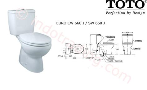 Closet Toto by Sell Toto Toilet Cw660nj From Indonesia By Kamar Mandiku