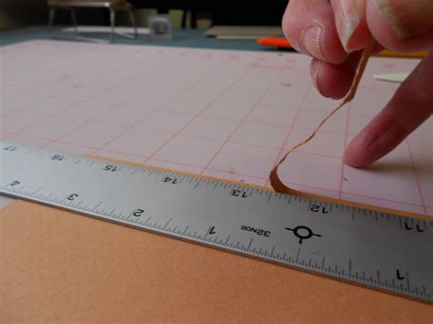How To Make Deckle Edge Paper - designing a book losing marbles
