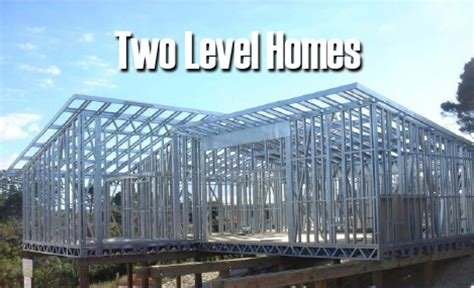 Narrow Lot Houses Next Generation Living Homes Steel Frame Homes