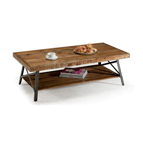 Rustic Industrial Coffee Table Modern Rustic Industrial Coffee Cocktail Table Wood Metal Distressed Furniture Ebay