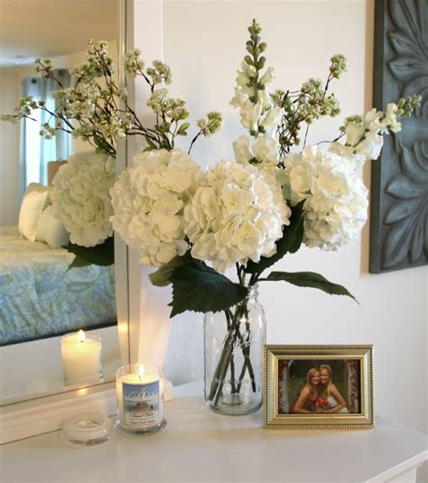 flower decorations for home flower arrangement home ideas pinterest