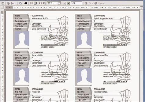 tutorial membuat blogspot lengkap pdf tutorial lengkap membuat kartu nisn siswa membuat kartu