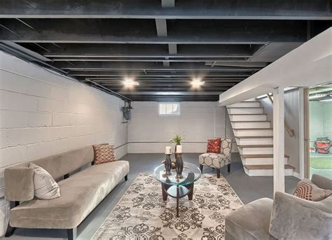 Ideas For Finishing Concrete Basement Walls 25 Best Ideas About Concrete Basement Walls On Basement Finishing Basement Walls