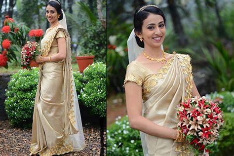 kerala wedding sarees 16 saree you ll want to steal
