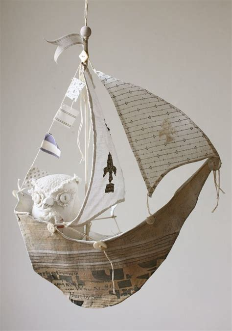 How To Make A Paper Mache Boat - the only way to sail away boats and ships
