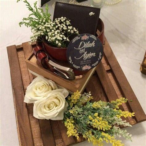 Wedding Hantaran by Wedding Hantaran Rustic Style Ribbonsnties