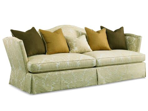 hickory white living room sofa 4698 05 hickory furniture