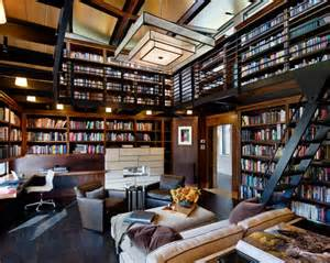 20 library interior designs ideas design trends