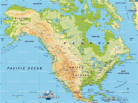 america map of mountains brief note on highlands climate s characteristics