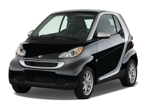 Two Door Smart Car by 2009 Smart Fortwo 2 Door Coupe Angular Front