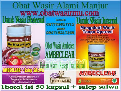 Obat Ambeclear Dan Salep Salwa obat herbal wasir mei 2015