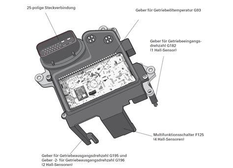 Fahrstufensensor Audi A6 by R Und P Reagiert Nicht Bei K 228 Lte Seite 9 Multitronic Forum