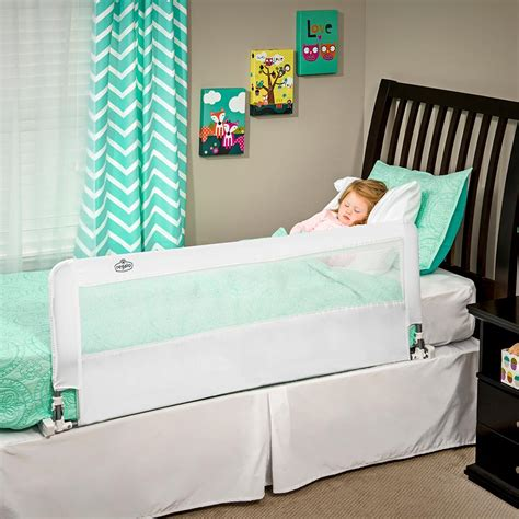regalo extra long bed rail amazon com regalo hide away extra long bed rail white