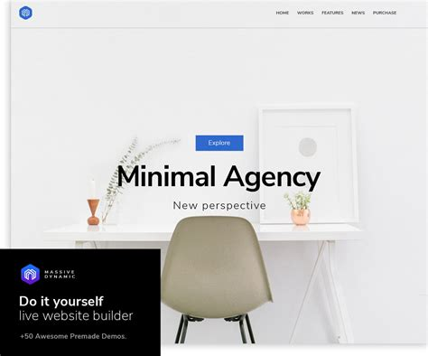 best minimal best minimalist templates