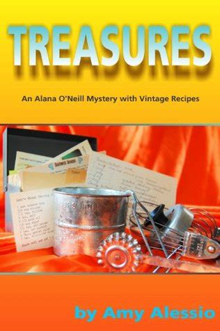 blast from the past alana o neill mysteries with vintage recipes books treasures by alessio