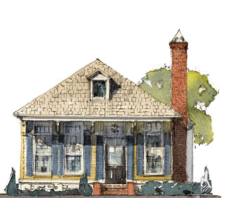 New Orleans Creole Cottage House Plans Escortsea Cajun Cottage House Plans