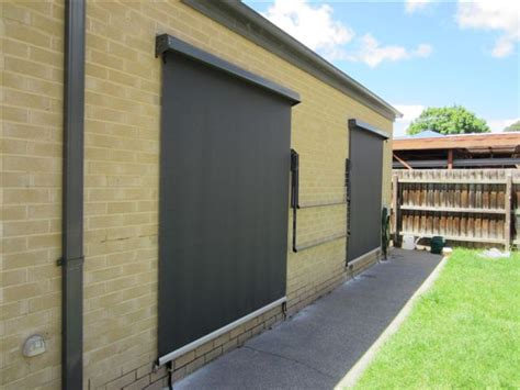 outdoor blinds brisbane timber blind and shutter company