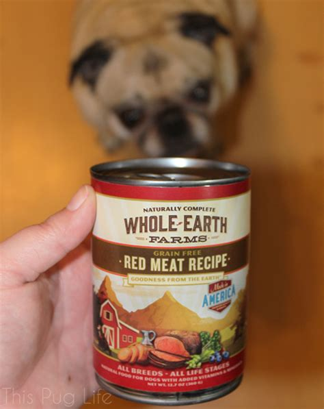 whole earth food reviews pug reviews whole earth farms food this pug