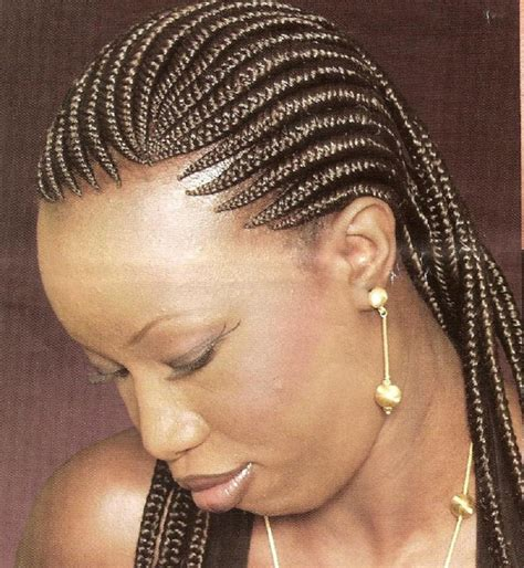 Popular Nigerian Braids | 5 types of hairstyles nigerian women love that make them
