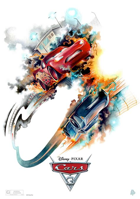 Cars Poster you ve got to see these 4 amazing cars 3 prints from