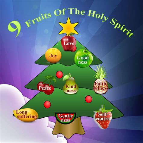 6 fruits of the holy spirit fruits of the holy spirit sunday school
