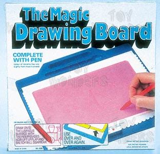 Color Drawing Board 201 1 Toys Ea1s the magic drawing board