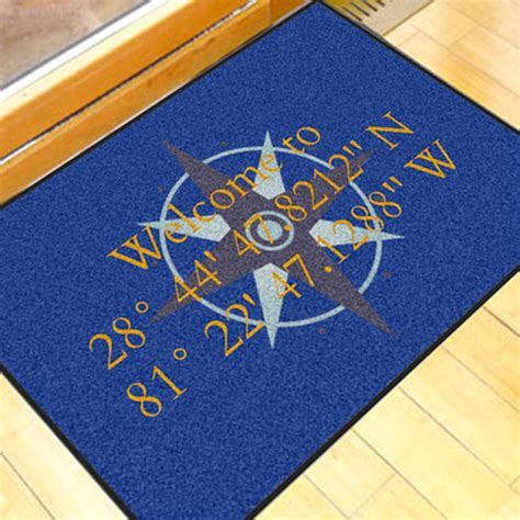 Personalized Doormats Company by Door Mats Personalized Personalized Doormat