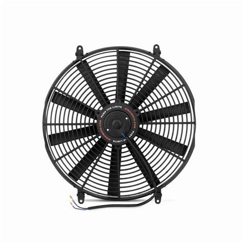 rainbow products electric fan mishimoto slim electric fan 16