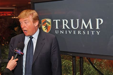 donald trump university a new frontier us academia under president trump the