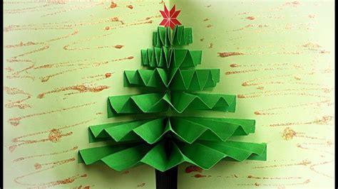 how to makeacheistmas tree stau up easy diy crafts how to make a tree pop up card maison zizou