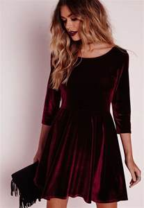Perfect velvet dress ideas for holiday night outs outfit ideas hq