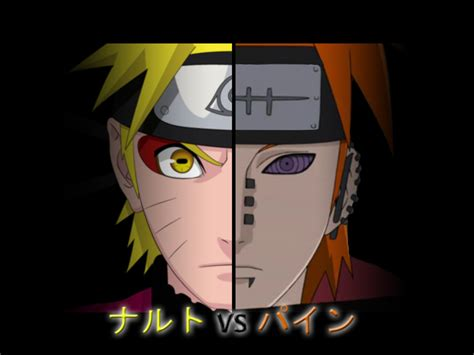 download wallpaper bergerak naruto vs pain naruto vs pain wallpaper wallpapersafari