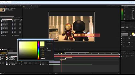 tutorial after effect cs5 after effects cs5 tutorial stop motion shm02 youtube