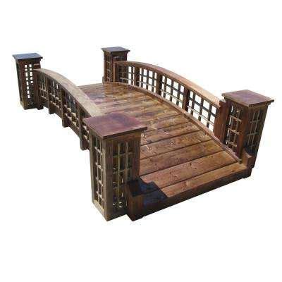 garden bridges outdoor decor  home depot