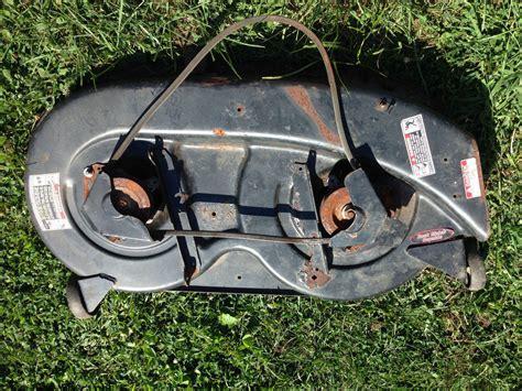yard machine mower deck diagram yard machine 42 deck diagram yard get free image about