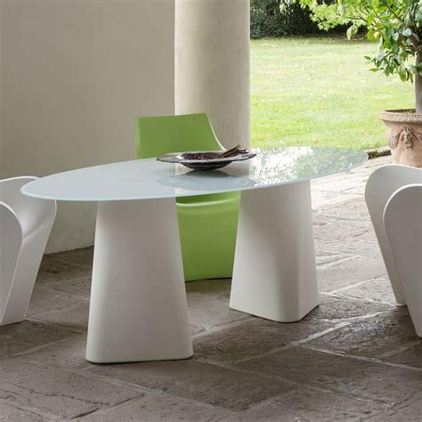 sedie vestite ikea gallery of adam tavolo in polietilene bianco e piano in