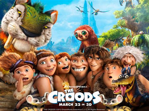 film cartoon the croods the croods hq movie wallpapers the croods hd movie