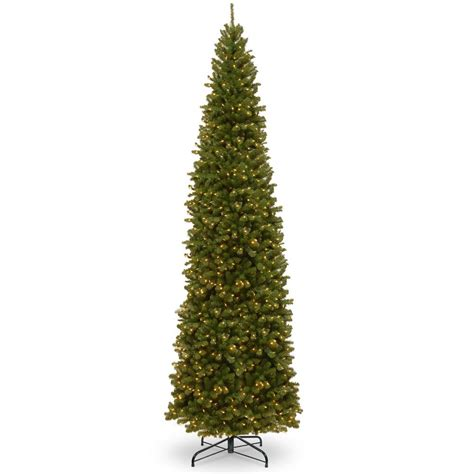 14 ft tree national tree company 14 ft valley spruce pencil