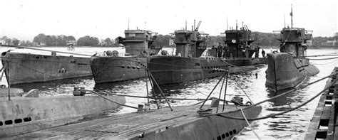 german u boat harbour 40 stunning images of the 70th anniversary of the