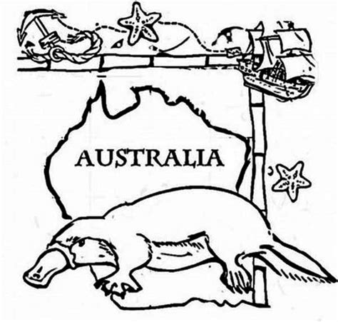Best Photos Of Music Coloring Page Say That Cute Foxes Australia Day Coloring Pages