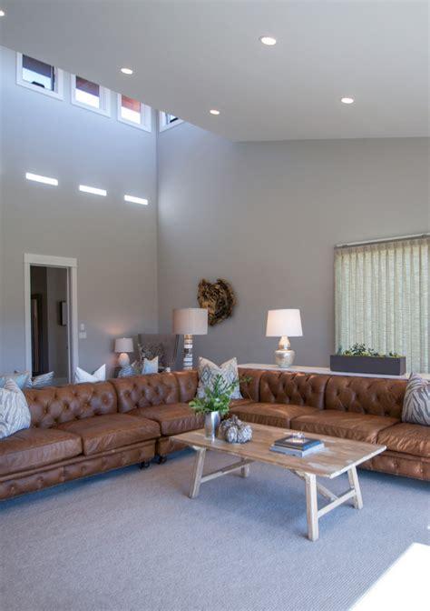 Living Room Utah Modern Farmhouse Design In Utah United States