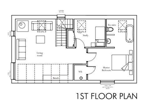 build house floor plan house plans first floor house our self build story
